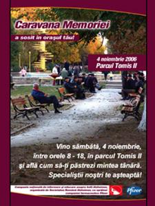 MEMORY ROAD SHOW  Bucuresti, Craiova, Cluj, Tg Mures, Constanta, Iasi