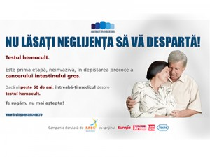 """DO NOT LET NEGLIGENCE SEPPARATE YOU""   – colorectal cancer campaign – video"